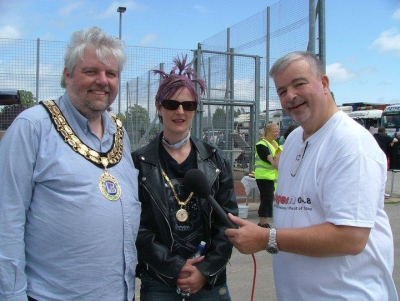 Phil & Biggleswade Mayor