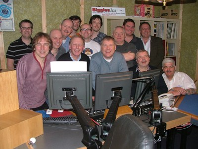 The BigglesFM Team 2011